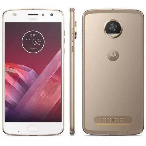 Motorola moto z2 play 64gb 4gb ram 5.5 fhd c pelicula e nota