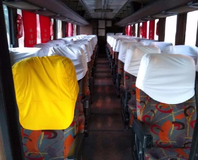 Onibus rodoviario viaggio com km baixo motor novo