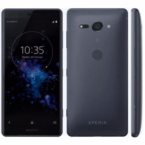 Smartphone sony xperia xz2 compact 4gb/64gb 5.0 cam 19mp