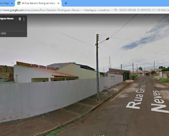 Vendo casa espaçosa em londrina por preço baixo