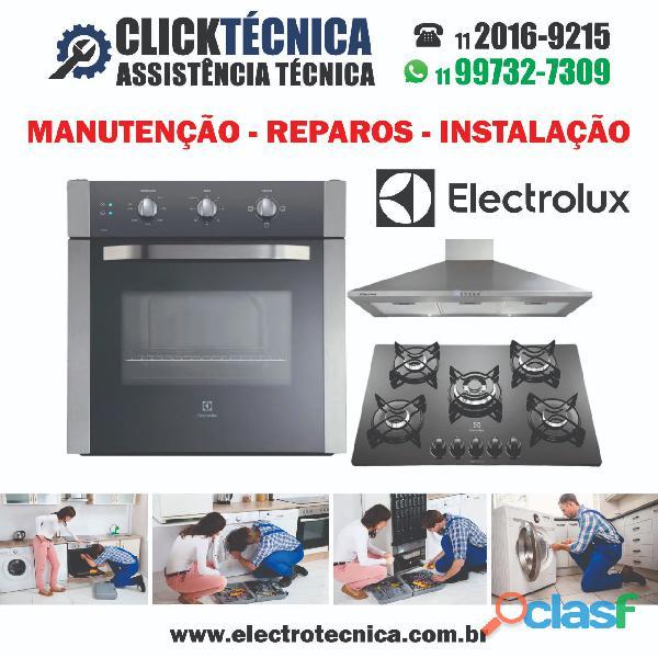 Assistência electrolux eletrodomésticos