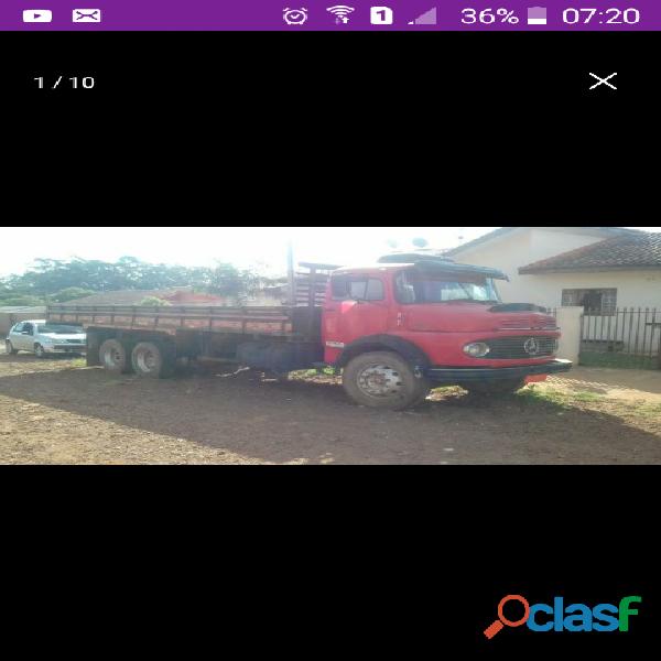 Caminhão 1313 ano 81
