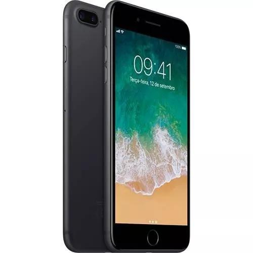 Iphone 7 plus 32 gb novo na caixa 1ano garantia nf