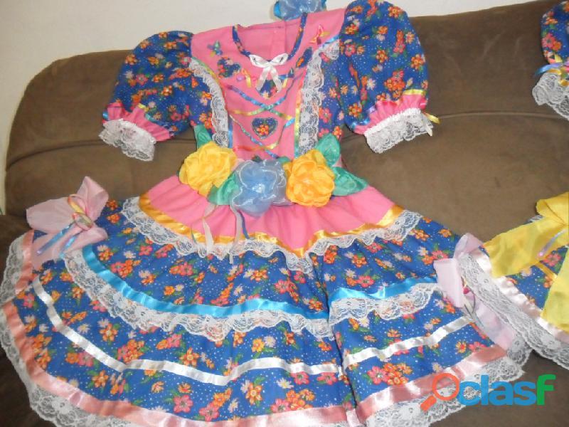 Vestidos juninos plus size,numeros grandes