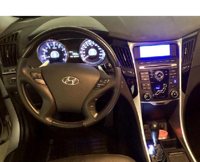 Hyundai sonata sedan 2.4 16v (aut) ano 2011