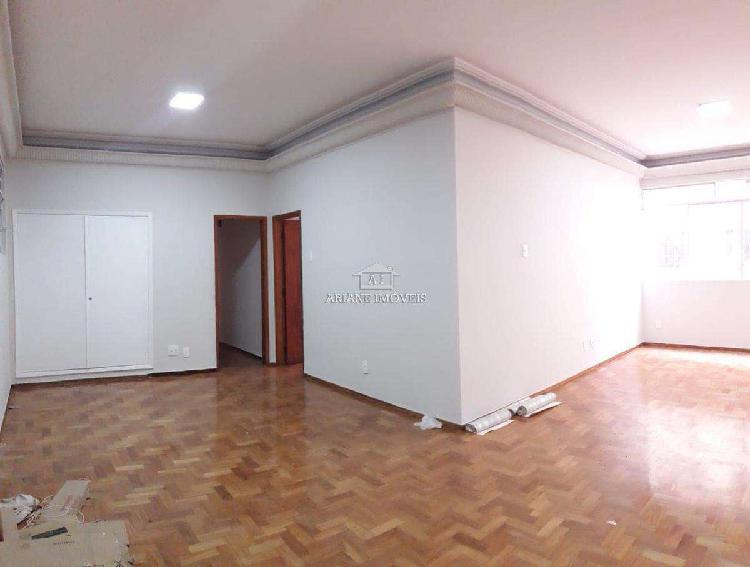 Apartamento, centro, 4 quartos, 1 vaga, 1 suíte