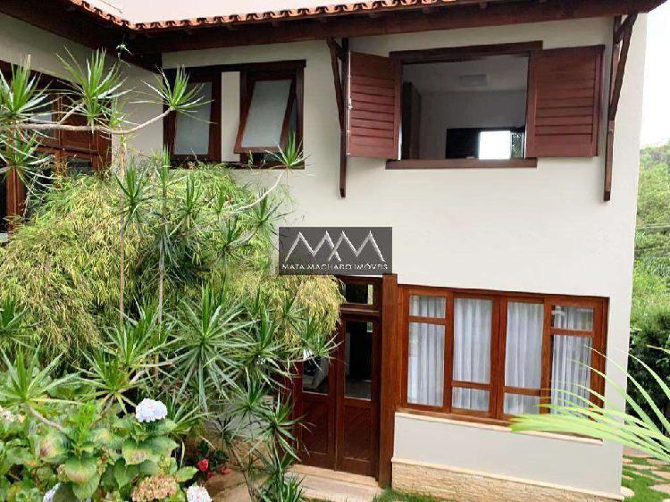 Casa em condomínio, vila del rey, 4 quartos, 3 vagas, 2