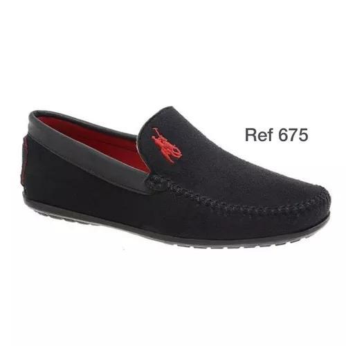 d3ec3e5fc5 Mocassim sapato casual dock sider nobuck masculino