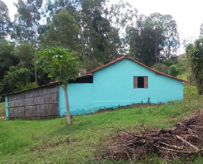 Sitio em guarani medindo 1 hectare aceito troca
