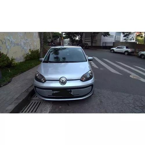 Aluguel de carro vw up! move tsi 2016