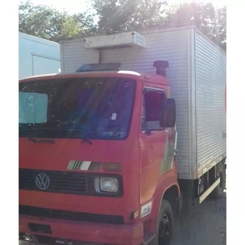 Baú isolado refrigerado para caminhão ¾10.900 reais