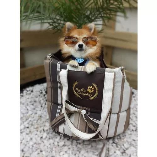 Bolsa de transporte para cães gatos