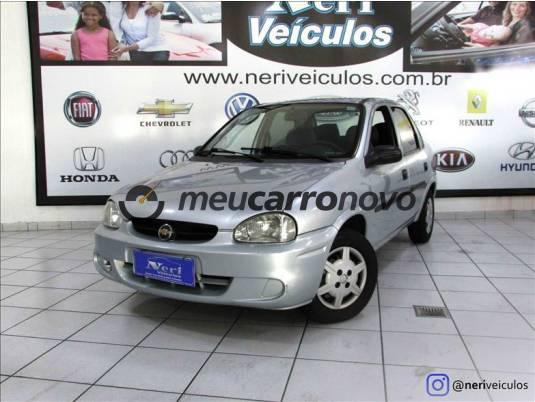 Chevrolet classic life/ls 1.0 vhc flexp. 4p 2007/2008