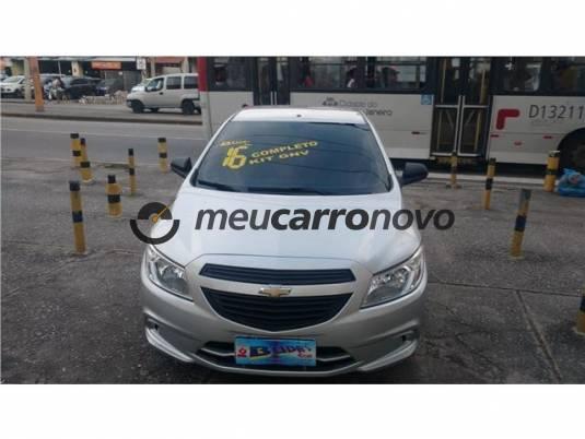 Chevrolet onix hatch ls 1.0 8v flexpower 5p mec. 2015/2016