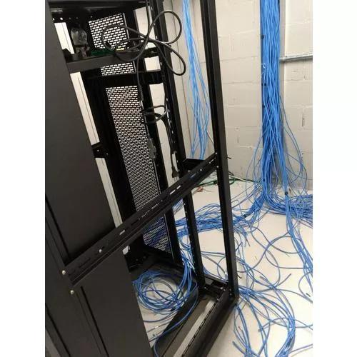 Cabeamento estruturado rede de dados e voz,antena coletiva