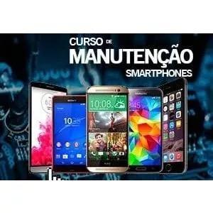 Curso de manutenção de smartphones!