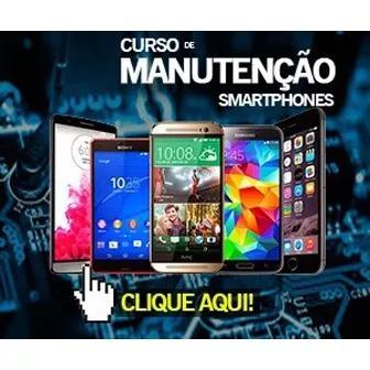 Curso sobre conserto de celulares