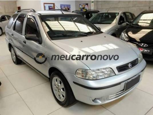Fiat palio weekend 1.5 mpi 4p 2003/2003