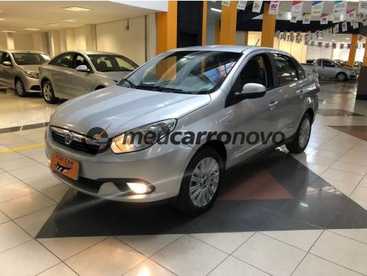 Fiat siena essence dualogic 1.6 flex 16v 4p 2012/2013