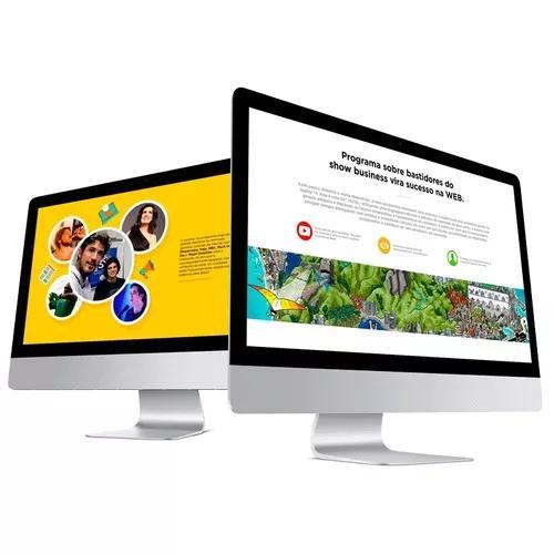 Faça seu site com a gente por apenas 190 reais!