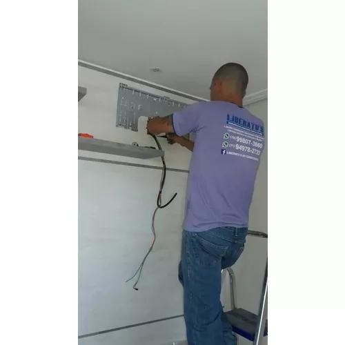 Instalações de ar e manuteções
