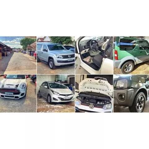 Lava jato e estética automotiva
