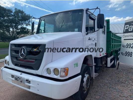 Mercedes-benz atron 1319 2p (diesel) (e5) 2012/2012