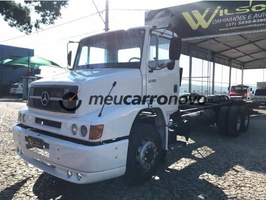 Mercedes-benz l-1620 3-eixos 2p (diesel) 1997/1997