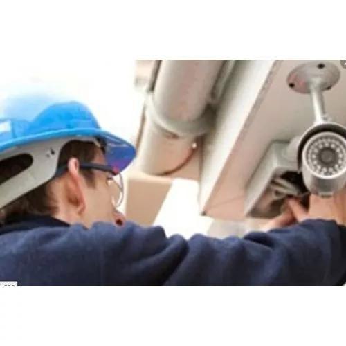 Manutenção elétrica segurança eletrônica automação