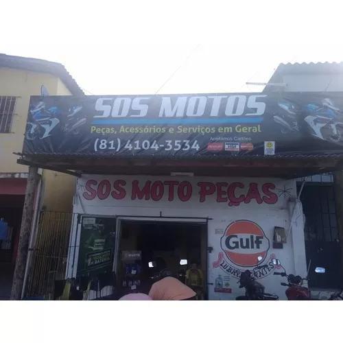 Oficina mecanica de motos