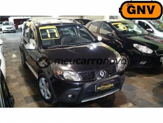 Renault sandero stepway flex 1.6 16v 5p 2010/2011