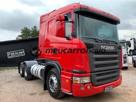 Scania g-420 a 4x2 2p (diesel) 2009/2010
