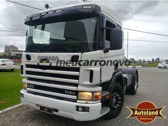 Scania p-114 ga 330 4x2 nz 2p (diesel) 2000/2000