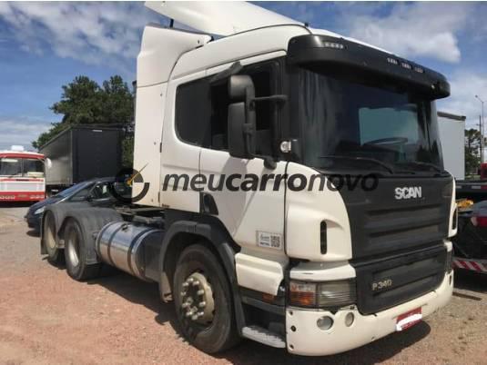 Scania p-340 a 6x2 2p (diesel) 2010/2010