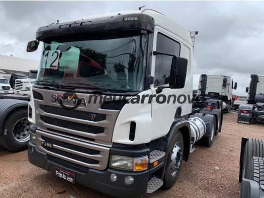 Scania p-360 a 6x2 2p (diesel) (e5) 2012/2012