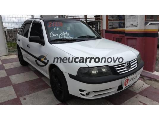 Volkswagen gol 1.0 plus 8v 4p 2003/2003
