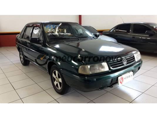 Volkswagen santana 2.0 mi 2p e 4p 1997/1997