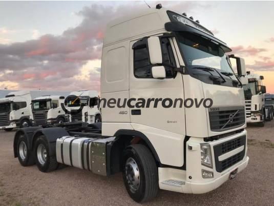 Volvo fh-460 globetrotter 6x4 2p (diesel) (e5) 2013/2013