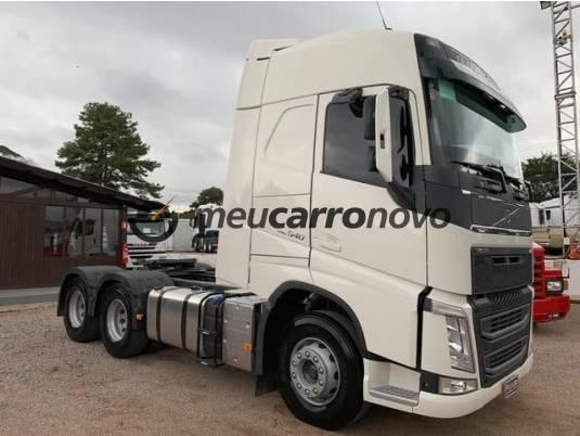 Volvo fh-540 globetrotter 6x4 2p (diesel) (e5) 2019/2020