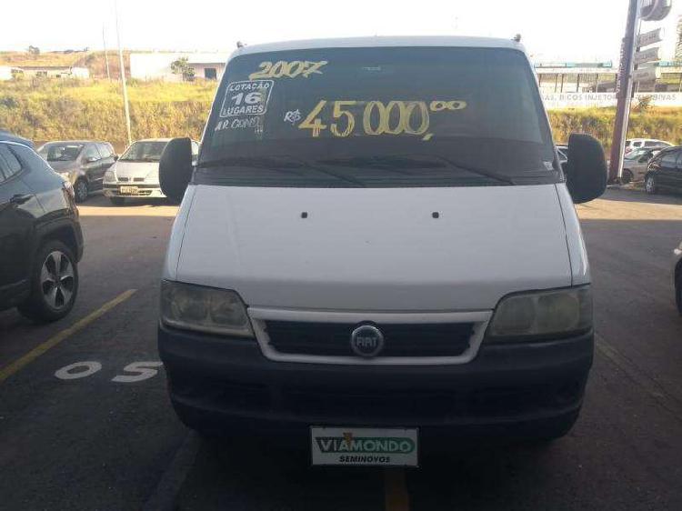 Fiat ducato minibus 2.8 turbo diesel