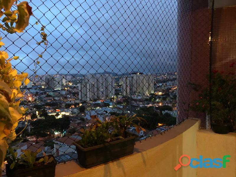 Apartamento 3 dormitórios 85 m² na vila assunção   santo andré.
