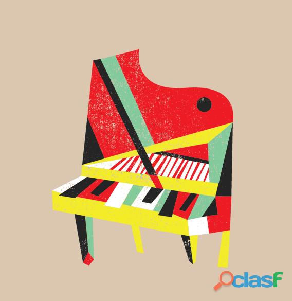 Aulas particulares de piano