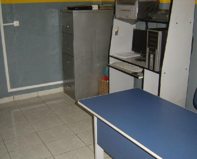Aluga galpão lojão 300 m² av.barão homem de melo pé