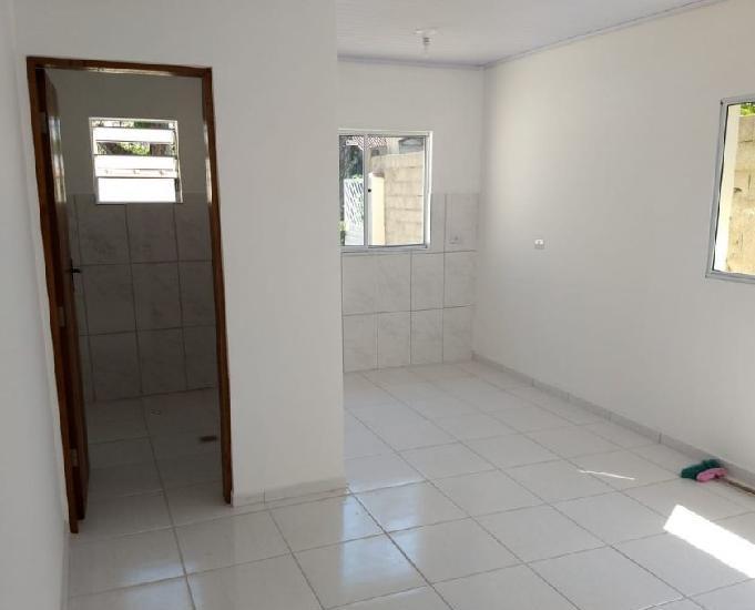 Casa 1dormit r$450,00 em mongaguá na mendes casas de praia