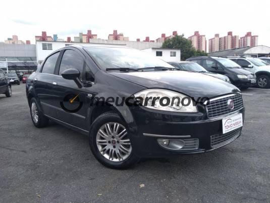 Fiat linea essence dualogic 1.8 flex 16v 4p 2012/2012