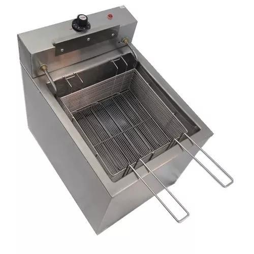 Fritador agua/oleo 20lts mesa eletrico 220v