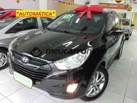 Hyundai ix35 gls 2.0 16v 2wd flex aut. 2011/2012