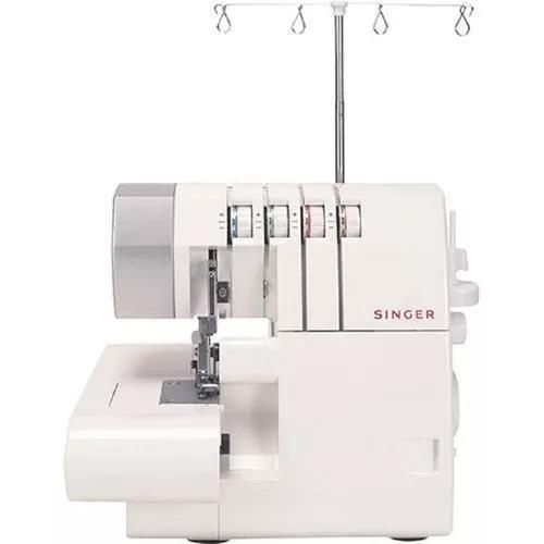 Maquina de costura singer ultralock 14sh754br -110v