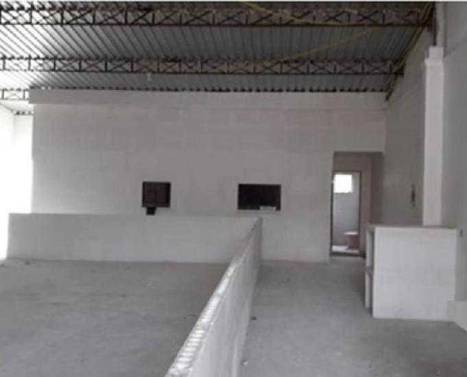 Salão comercial com 225 m² no jardim pedra branca ref 1405