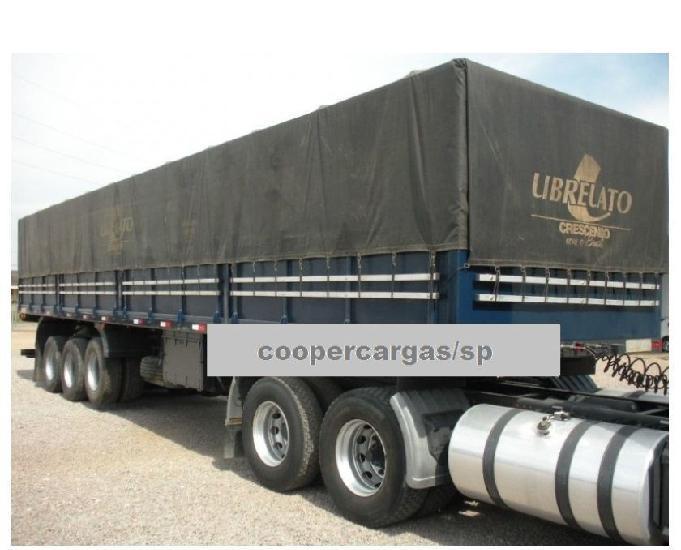 Scania r 420 - 6x2 carreta ls graneleira librellatto 2011